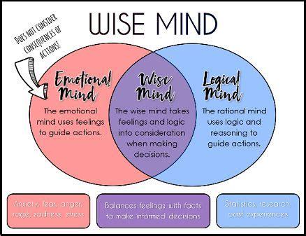 wise  emotional  logical mind dialectical behavior