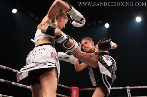 meet georgina van der linden sandee boxing blog