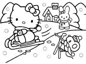 dibujos colorear kitty grandes az dibujos colorear
