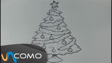 arboles de navidad dibujos dibujar 225 rbol de navidad