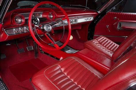 ford galaxy interior 1964 ford galaxie 500 xl 2 door hardtop 178618