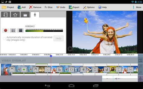 movie editor android download free videopad free video editor for android by