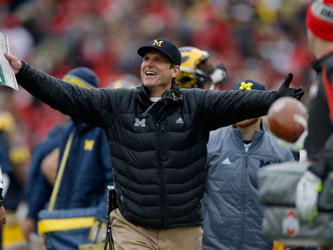 the turnaround strategies of jim harbaugh how the of michigan football coach changes the culture to immediately increase performance books sometimes works a look at how jim harbaugh rebuilt