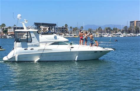 marina del rey small boat rental onboat inc 187 lux series 45 yacht