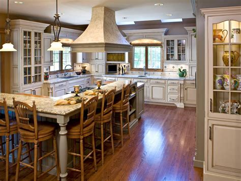 Kitchen Layouts With Island Butcher Block Kitchen Islands Hgtv