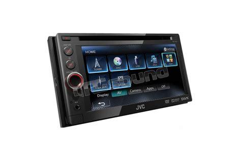 jvc kw av sintolettore av din monitor auto    din