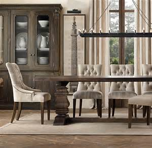 dining room table hardware salvaged wood trestle rectangular extension dining table 108 quot extends to 144 quot 1160 heritage