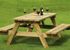 Wood Octagon Picnic Table Plans by 24 Picnic Table Designs Plans And Ideas Inspirationseek Com