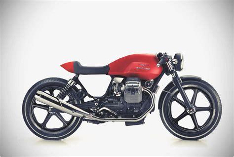 Custom Moto Guzzi V35 BikeVX   Motorcycles catalog with