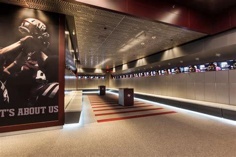 a m locker room a m stadium locker rooms hi macs a new generation of inspiration
