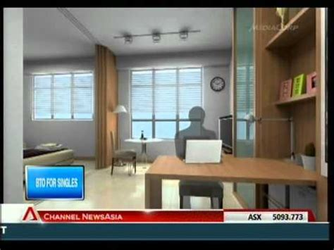 Bedroom Layout Ideas overwhelming response for new 2 room hdb flats by lgbt