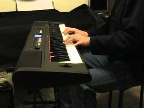 Keyboard Yamaha Piaggero Np V80 o holy piano on the yamaha piaggero np v80