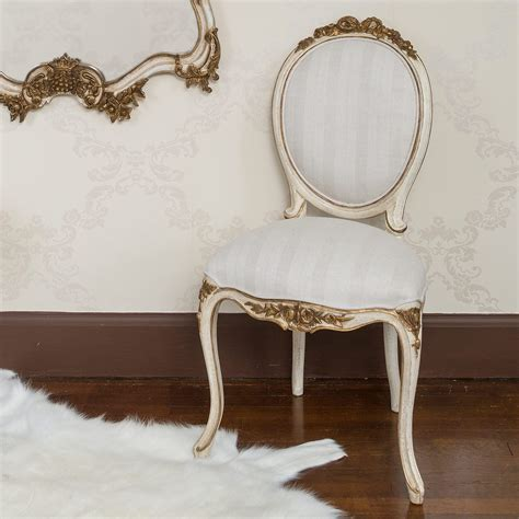 french bedroom chair palais french ivory and gold chair french bedroom company