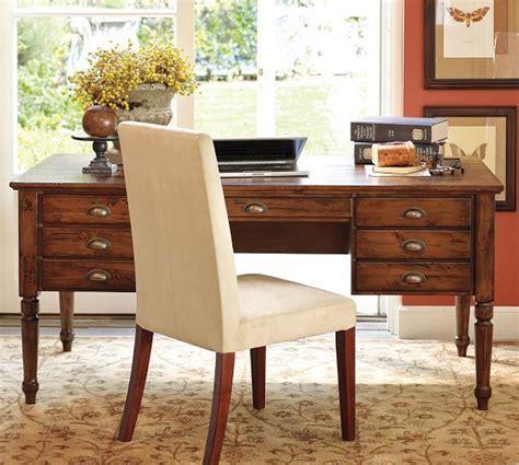 Keyhole Desk by Printer S Keyhole Desk Pottery Barn 1 000 Desks