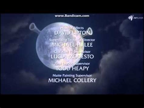 2001 ending song shrek 2001 end credits
