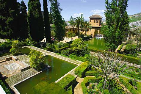 imagenes jardines generalife fotos los jardines de la alhambra a granada