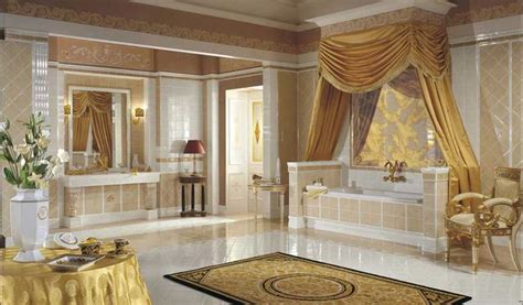 smaltare piastrelle a beautiful versace tile bathroom miami home of gianni