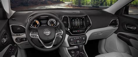 2019 Jeep Grand Interior by 2019 Jeep Interior Seating Comfort