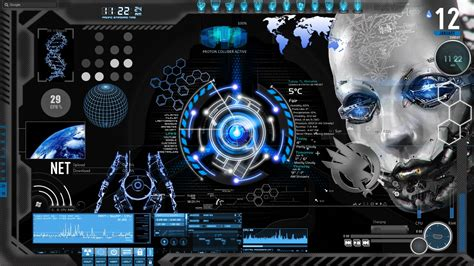 pc themes skins free download gibe portal rainmeter 2014 1 0 by 99villages on deviantart