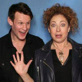 french film girl obsessed doctor alex kingston and matt smith at wizard world no