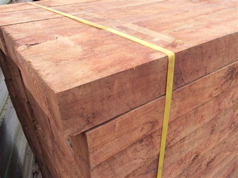 Treated Pine Sleeper by Big Rock Garden Supplies 187 Sleepers