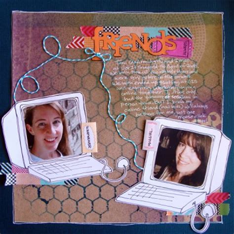 ideas for friends ideas for scrapbooking a treasured friendship