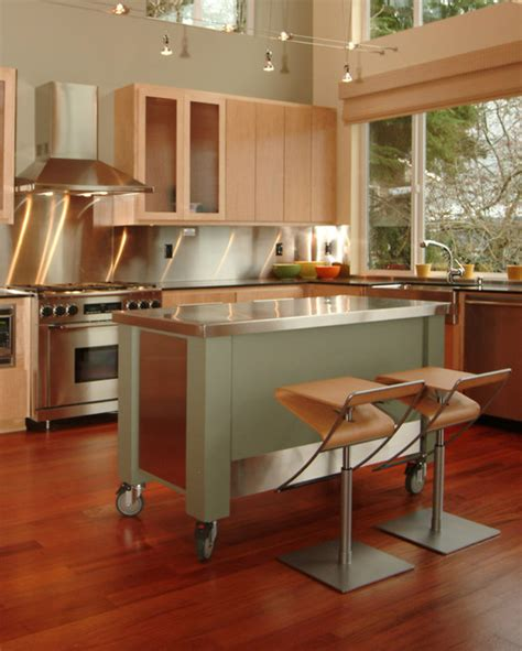 Rolling Kitchen Island With Seating Kitchen Island Design Ideas With Seating Smart Tables Carts Lighting