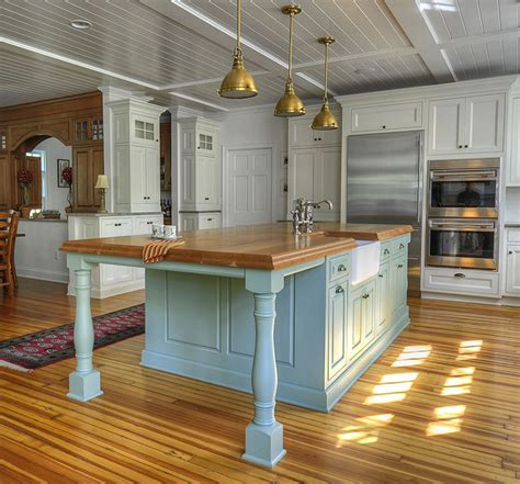 kitchen island overhang pleasing traditional kitchen cabinets plain fancy cabinetry