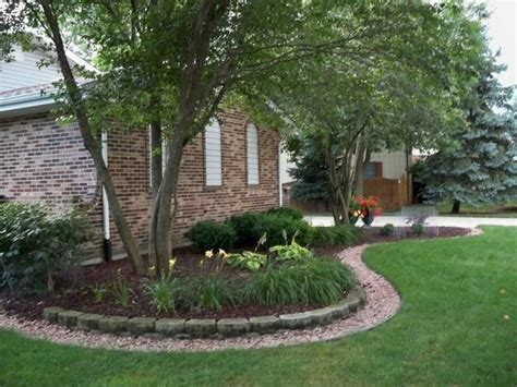 foundation planting landscaping ideas pinterest