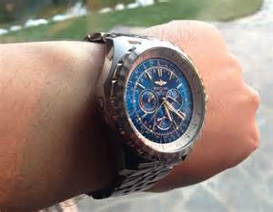 Breitling Bentley On Wrist Best Breitling Bentley Replica Watches Available At
