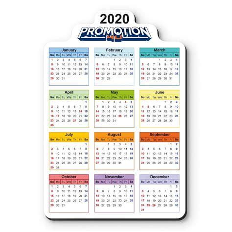 magneetfolie promotionu kalender  promotionu