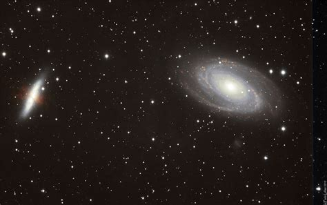 Bode S Galaxy M81 And The Cigar Galaxy M82 Astronomy National Optical Astronomy Observatory M81 M82