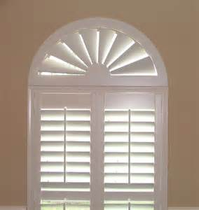 arch window coverings blinds custom size wood arch traditional window