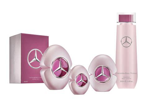 Parfum Mercedes mercedes mercedes perfume a new