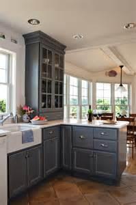 Cape Cod Kitchen Design Cape Cod Home Renovation Traditional Kitchen Boston By Encore Construction