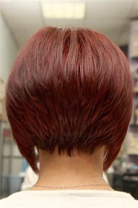top 10 bob hairstyles back views for fashion conscious short angled inverted bob hairstyles back view beauty