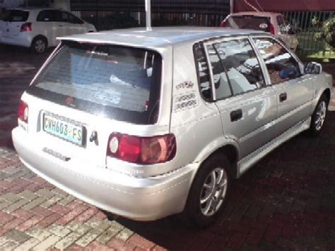 buy and bid toyota toyota tazz 1300 was listed for r44 500 00 on 30