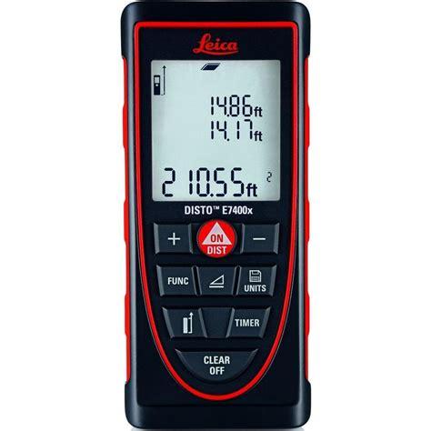 Laser Distance Meter Berkka leica disto e7400x 390 ft laser distance measurer 788472 the home depot