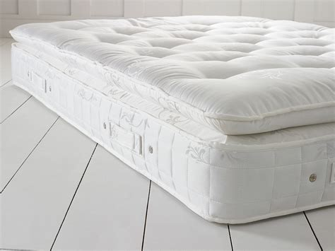 double bed pillow top natural 2500 pillow top mattress living it up