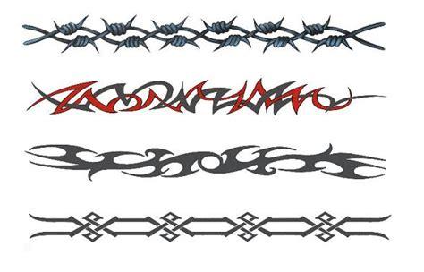 armband tattoos page