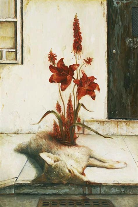 imagenes sub realistas martin wittfooth american art american surreal artist