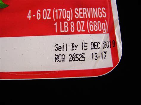 best by date fechas de vencimiento en los alimentos afuegoalto