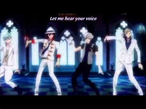 uta no prince sama quartet night poison kiss english lyrics balance quartet night posion kiss comic world 40