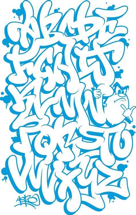 graffiti alphabet throw  letters cyberuse