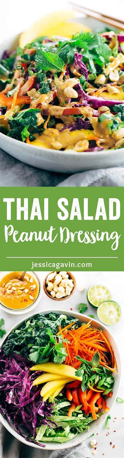 17 best ideas about thai salads on thai peanut salad cucumber recipes and thai