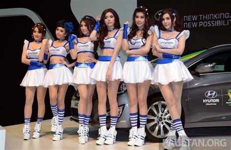 girl s the girls of the 2014 bangkok motor show part 1 image 238502