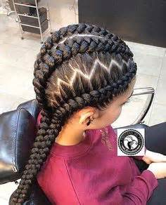 black haircuts with zig zags 1000 ideas about ghana braids on pinterest box braids