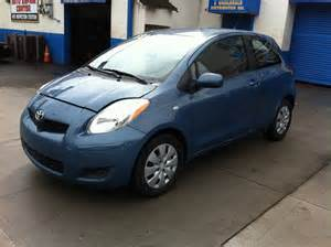 Used Cars For Sale Yaris Used 2009 Toyota Yaris Hatchback 5 990 00