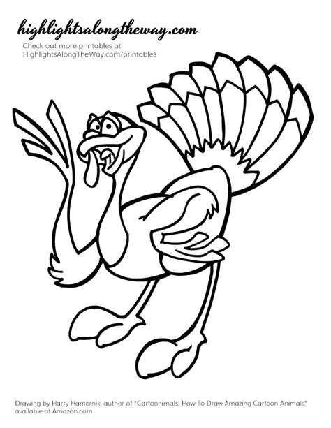 turkey coloring thanksgiving coloring pages printable turkeys