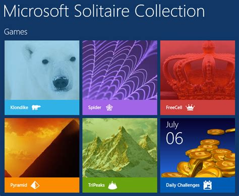 themes for microsoft solitaire collection get microsoft s solitaire collection for windows 8